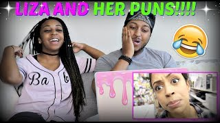 """Liza Koshy """"I WAS CAUGHT IN BED... BATH AND BEYOND WITH LIZA!"""" REACTION!!!!"""