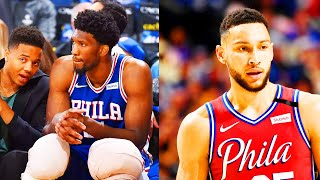 Are Ben Simmons and Joel Embiid... The Problem? ft( Jumpshot, Brett Brown, Breakdown)