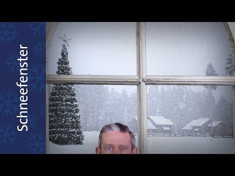 Swisscom Schneefenster: Fünf Stunden entspannender Schneefall ❄️