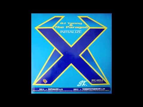 German Trance : DJ YANNY & THE PARAGOD - Initialize
