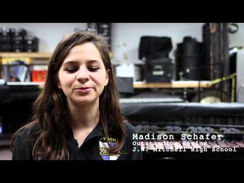Outstanding Senior Madison Schafer