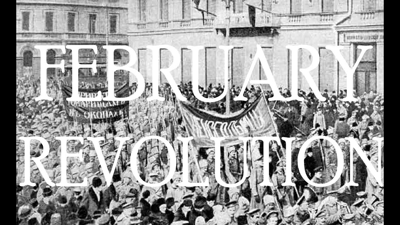 the details of the february revolution in russia in 1917 Russia's february revolution was led by women on the march but 1917 was a year of two revolutions in russia first came the february revolution between 1914 and 1917, 250,000 more women began working outside the home for the first time.