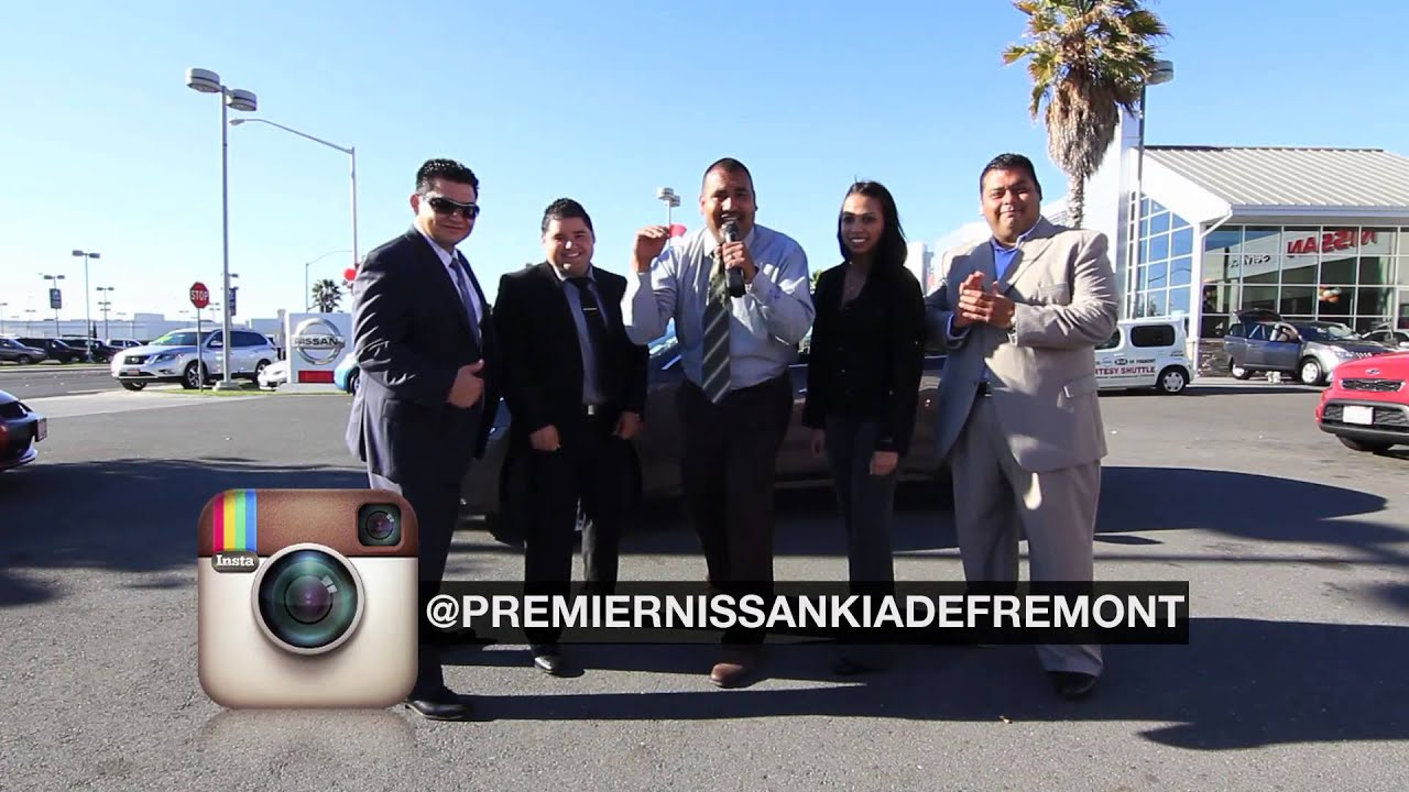 Great Premier Nissan Kia De Fremont Instagram Promo
