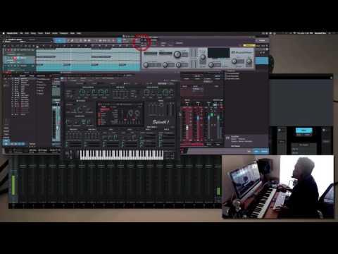 Studio One Worflow- Music Cue for TV Series