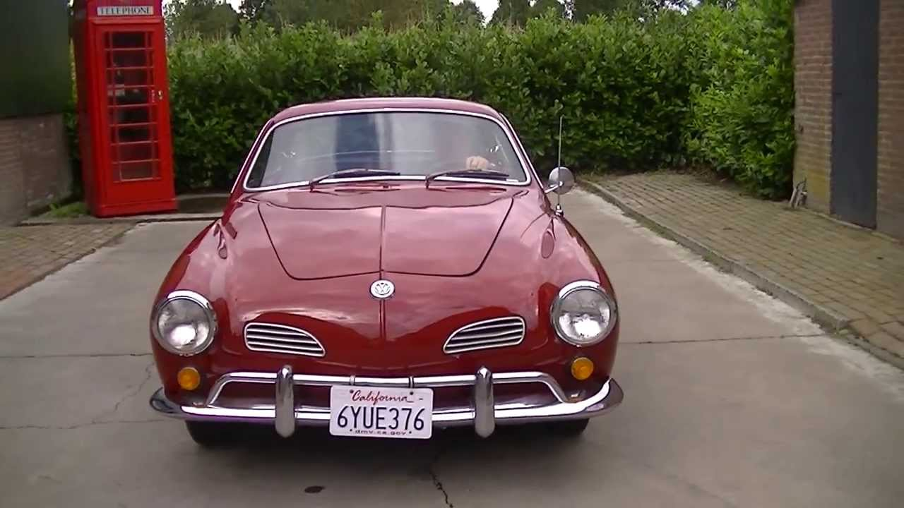 Volkswagen Karmann Ghia Coupe Video Classics