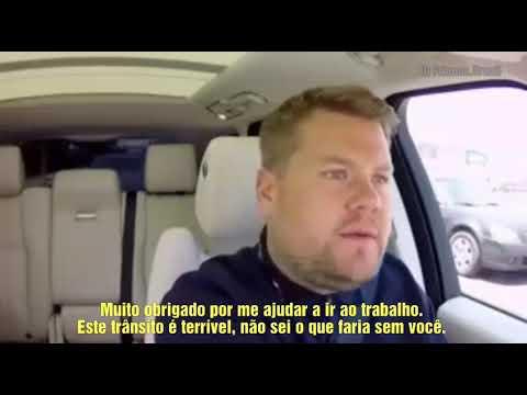 Shawn Mendes no Carpool Karaoke com James Corden. LEGENDADO (P.1-3)
