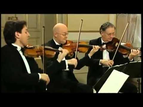 Mozart - Eine Kleine Nachtmusik - Rondo (Allegro) Movt.4 - Gewandhaus Quartett