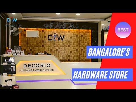 HARDWARE SHOWROOM IN BANGALORE | ಹಾರ್ಡ್ವೇರ್ ಶೋರೂಂ ಬೆಂಗಳೂರು |