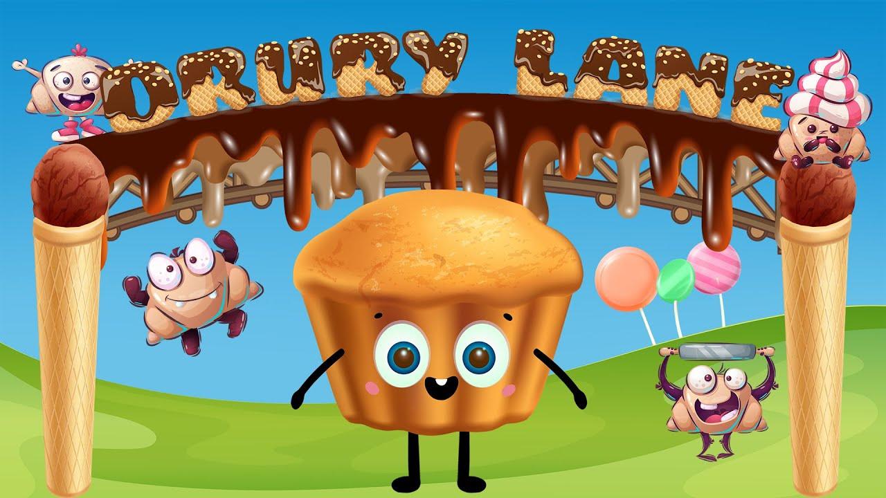 The Muffin Man + More Nursery Rhymes & Kids Songs