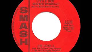 Gambar cover 1962 HITS ARCHIVE: Little Red Rented Rowboat - Joe Dowell