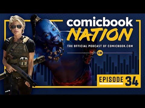 Playlist ComicBook Nation Podcast