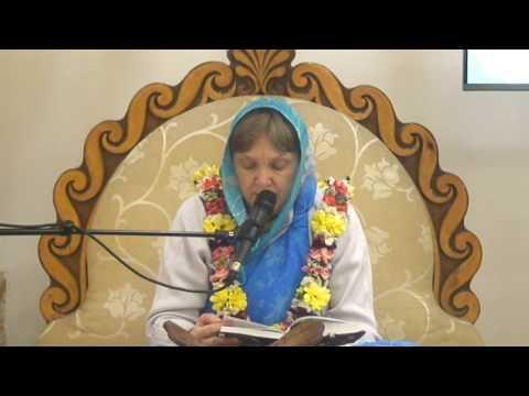 Шримад Бхагаватам 4.29.80-81 - Кришнаприя деви даси