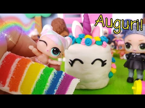 🎂💞 Le Lol Surprise organizzano una festa di compleanno a sorpresa per Dusk e Aly 💞