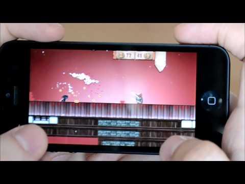 Ninja Run - Android & iOS game