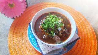 "Мексиканский суп "" Тако ""/ Siz shunday taom tayorlaganmisiz👍"