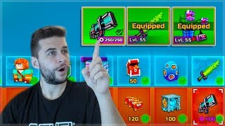 THESE WEAPONS ARE INSANELY OP ARCADE SEASON COMPLETE! | Pixel Gun 3D