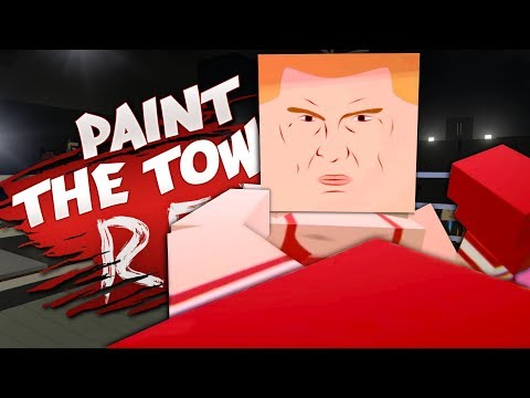 ROCKY GOES TO JAIL  Best User Made Levels  Paint the Town Red