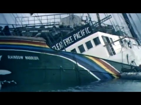 French Agent Breaks Silence on Bombing Greenpeace's Rainbow Warrior in 1985