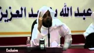 الداعية غرم البيشي.يجعل امة تخلع ملابسها وبالمسدس