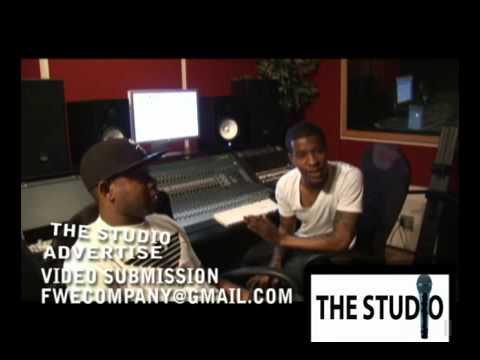 LONDON - Universal/Motown R&B Star - The Studio Digital Show Clip 1
