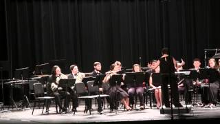 Spring Concert 2014: Little Symphony for Winds (Woodwind Ensemble)