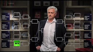 José Mourinho: Inside crystal foot-ball. Predictions for Group Stage in World Cup 2018