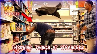 Throwing Things At Strangers | Must Watch |