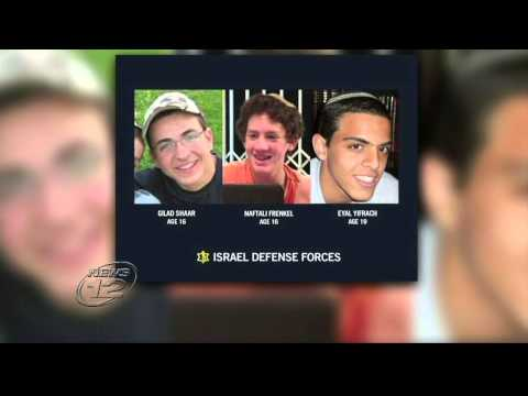 Vigil Held In West Nyack For Missing Israeli Teens