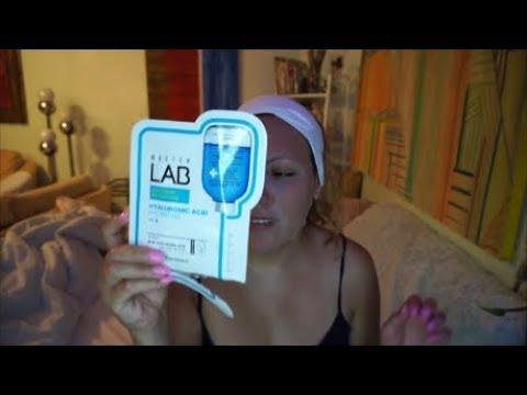 Master Lab Hyaluronic Acid Sheet Mask by TONYMOLY #4