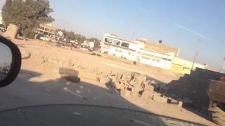 أبناء بنغازي رجال القوات الخاصة ( الصاعقة ) في حملة لتنظيف بنغازي من الخارجين عن القانون