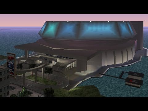 GTA Vice City - Hyman Memorial Stadium