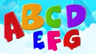 La Canción Del Abecedario en Español | Videos Educativos para Niños | ABC Song in Spanish