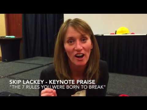 Skip Lackey  Keynote Testimonial