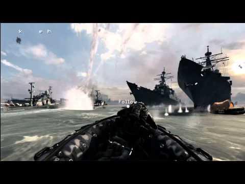 Modern Warfare 3: Campaign - New York Harbor