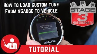 How to Load Custom 5 Star Tune From nGauge to Your Vehicle