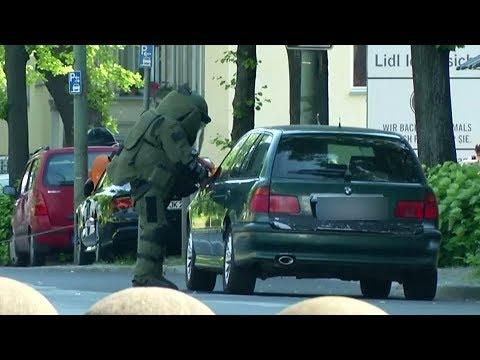 Berlin-Schöneberg: Geparktes Auto versetzt Polizei in Alarmbereitschaft