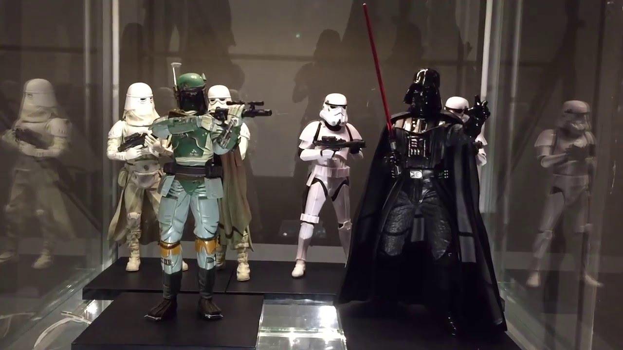 Kotobukiya Star Wars Villains Collection - YouTube