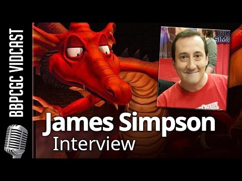 James Simpson of SnarfQuest Tales Interview - BBPCGC VidCast