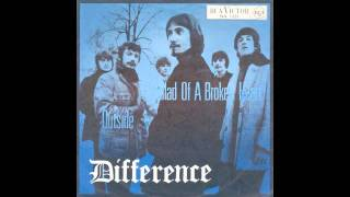 Difference - Tree of Love (1967) + Ballad of A Broken Heart (1968) [original versions]