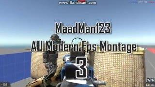 AU Modern Fps Montage 3(60 FPS)