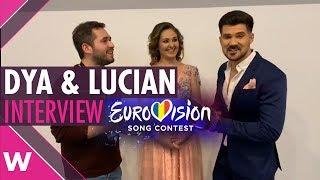 Dya & Lucian Colareza -