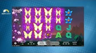 Butterfly Staxx - NetEnt Automat - sunmaker