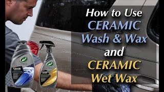 Introduction to Hybrid Solutions Wash and Wax & Wet Wax!