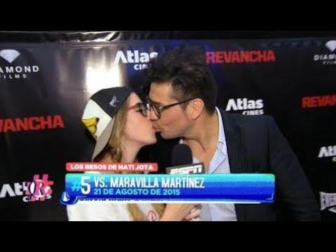 ¡Los mejores besos de Nati Jota! thumbnail