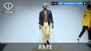 South Africa Fashion Week Fall/Winter 2018 - D.O.P.E | FashionTV