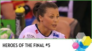 Nora Mørk leads Norway to European handball gold | EHF EURO 2016