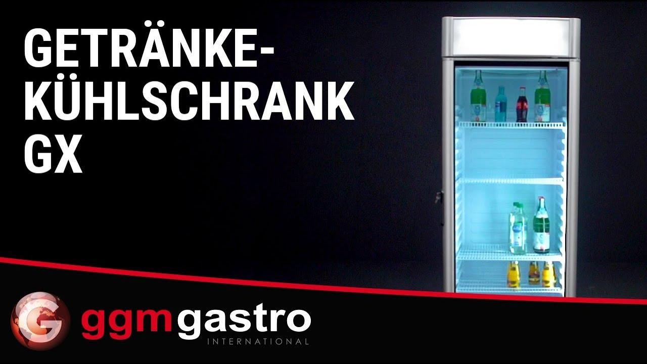 Bosch Kühlschrank Geräusche : Gx352 getränkekühlschrank youtube