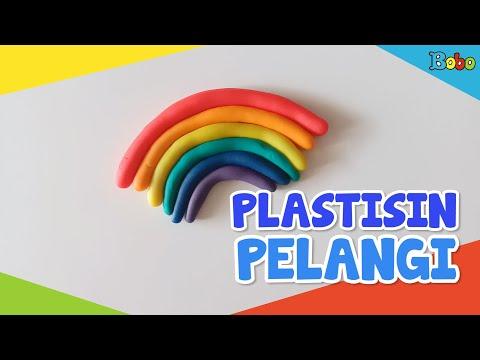 kreasi-plastisin---membuat-plastisin-pelangi---liburan-di-rumah