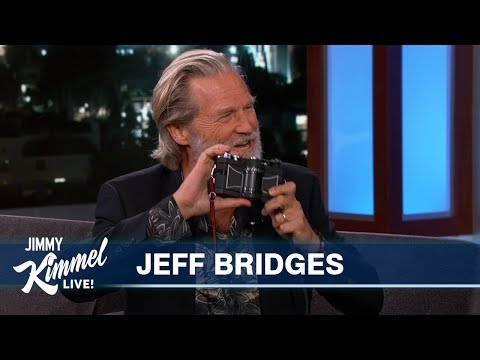 Jeff Bridges on Meeting Snoop Dogg Turning 70 & Photography
