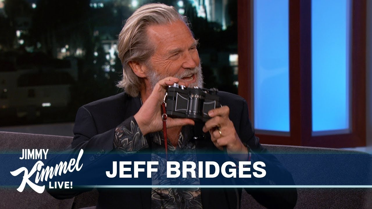 Jeff Bridges on Meeting Snoop Dogg, Turning 70 & Photography